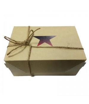 """Коробка подарочная """"Бастион"""" (15х10х8 см)"""
