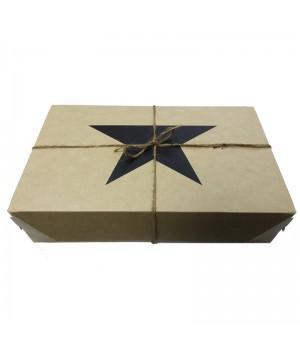 """Коробка подарочная """"Бастион"""" (23х14х6 см)"""
