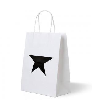 """Пакет бумажный подарочный """"Бастион"""" (24х28х13.5 см)"""