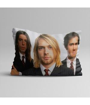 """Подушка """"Nirvana"""""""