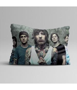 "Подушка ""Bring Me The Horizon"""