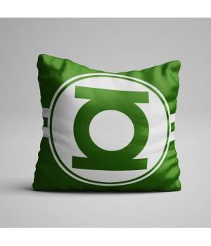 "Подушка ""Green Lantern (Зелёный Фонарь)"""