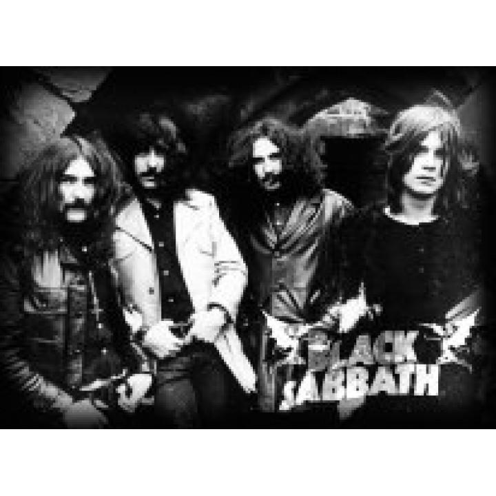 "Постер ""Black Sabbath"""