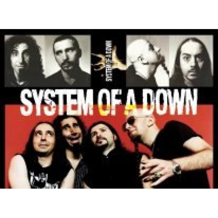 "Постер ""System Of A Down"""