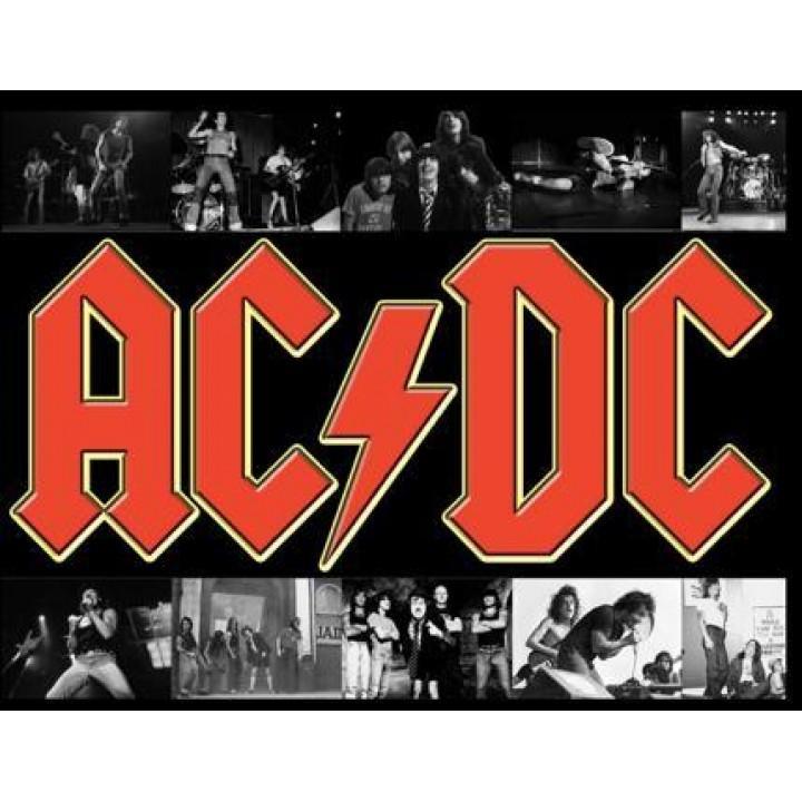 "Постер ""AC/DC"""