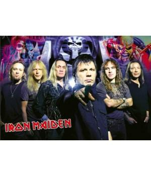 """Постер """"Iron Maiden"""""""