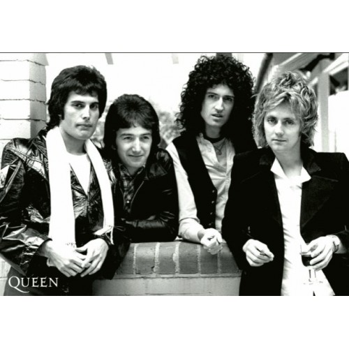 "Постер ""Queen"""