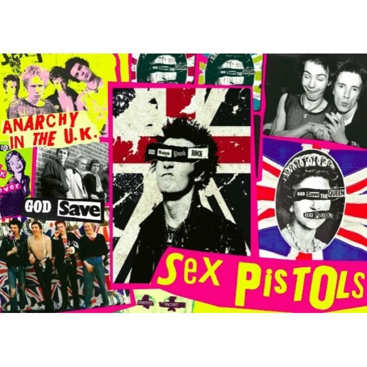 """Постер """"Sex Pistols"""""""