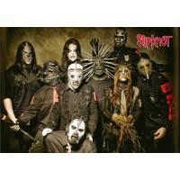 """Постер """"Slipknot"""""""