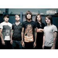 "Постер ""Bring Me The Horizon"""