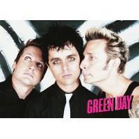 """Постер """"Green Day"""""""