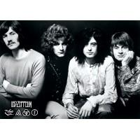 "Постер ""Led Zeppelin"""