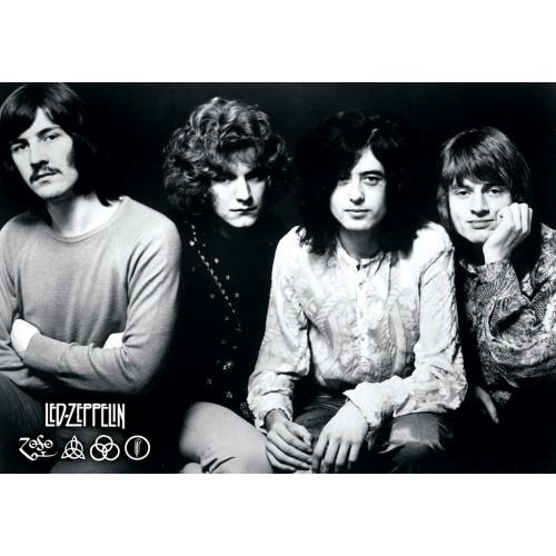 """Постер """"Led Zeppelin"""""""