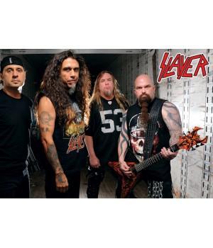 """Постер """"Slayer"""""""