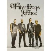"Постер ""Three Days Grace"""