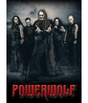 "Постер ""Powerwolf"""