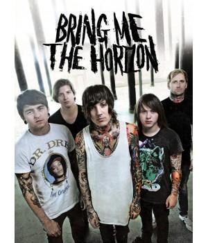 """Постер """"Bring Me The Horizon"""""""