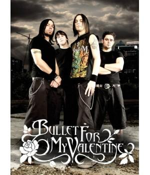 "Постер ""Bullet For My Valentine"""