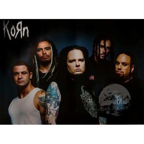 "Постер ""Korn"""