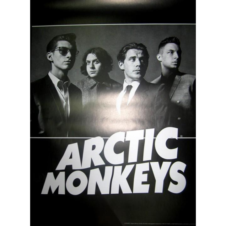 "Постер ""Arctic Monkeys"""