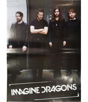 """Постер """"Imagine Dragons"""""""