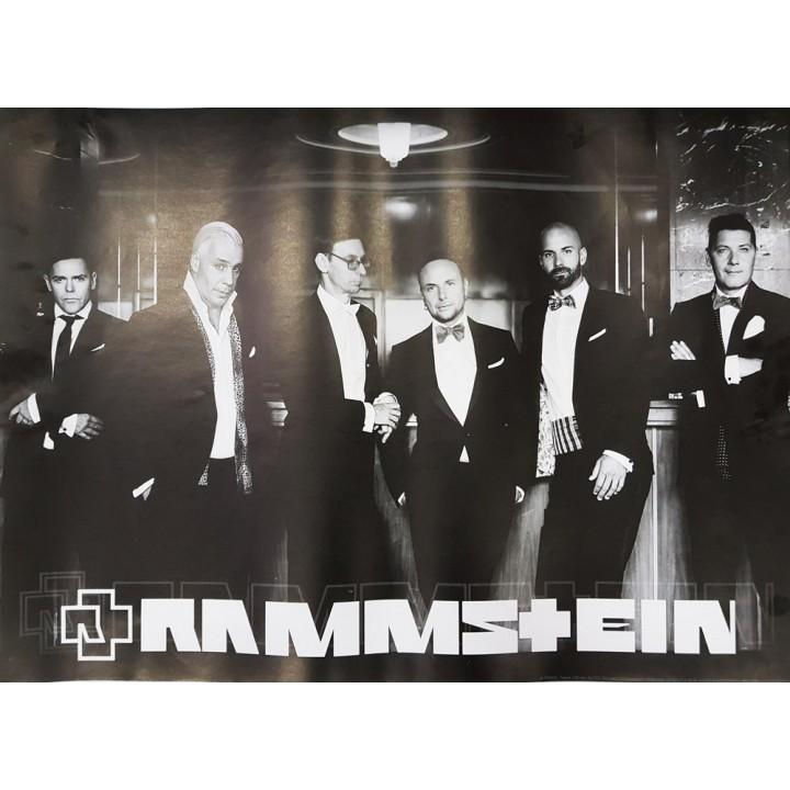 "Постер ""Rammstein"""