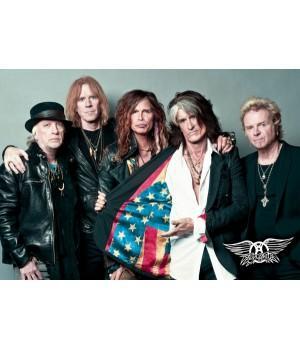 """Постер """"Aerosmith"""""""