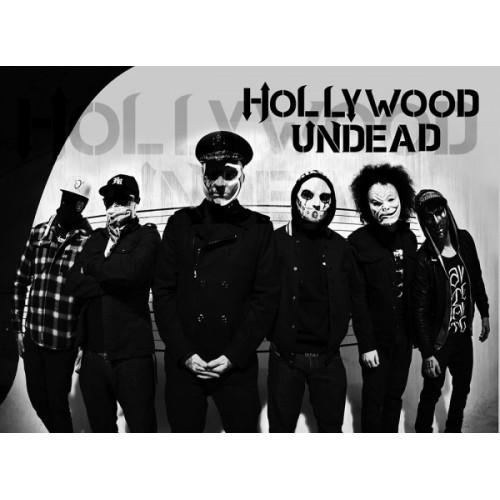 """Постер """"Hollywood Undead"""""""