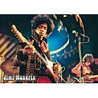 """Постер """"Jimi Hendrix"""""""