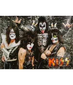 """Постер """"Kiss"""""""