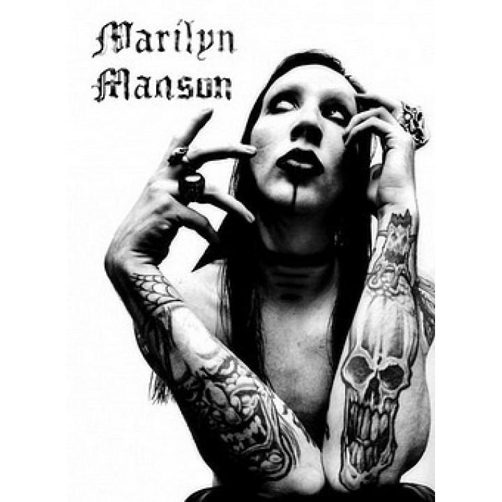 "Постер ""Marilyn Manson"""