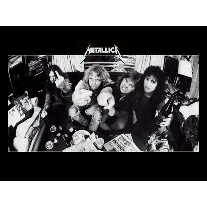 """Постер """"Metallica"""""""