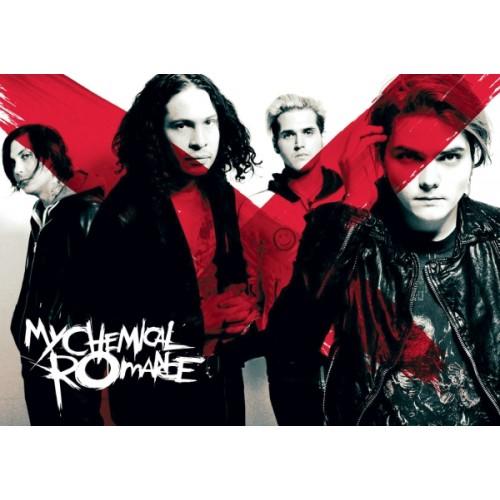 "Постер ""My Chemical Romance"""