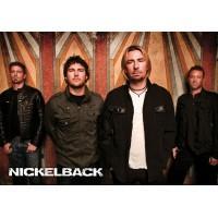 """Постер """"Nickelback"""""""