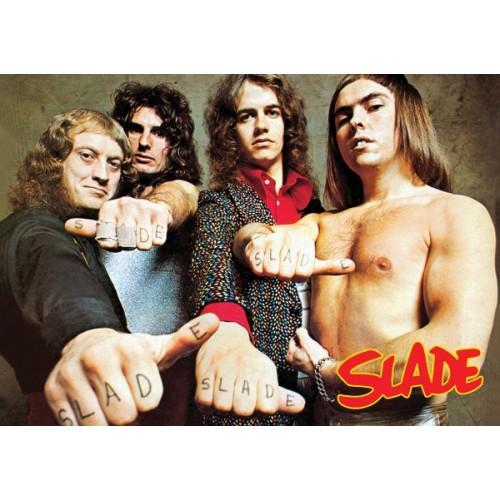 """Постер """"Slade"""""""