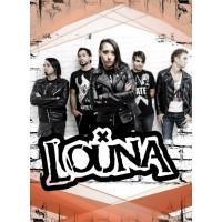 "Постер ""Louna"""