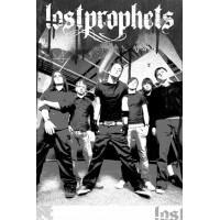 "Постер ""Lostprophets"""