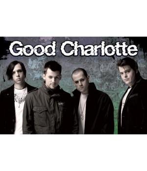 "Постер ""Good Charlotte"""