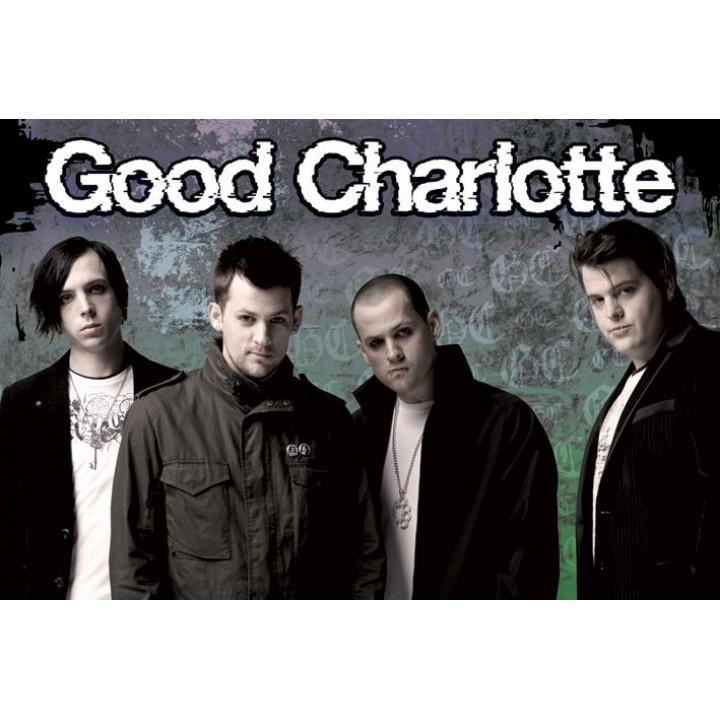 "Постер ""Good Charlotte"" (1317)"
