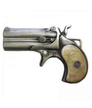"""Пряжка """"Пистолет"""""""