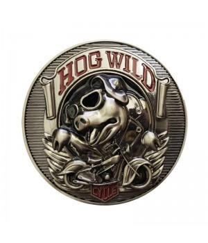 """Пряжка """"Hog Wild"""""""