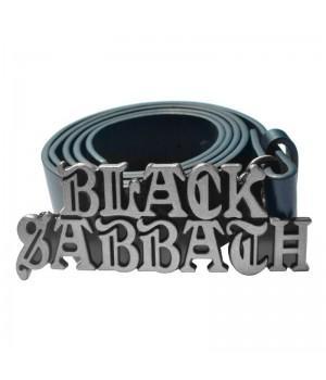 """Пряжка """"Black Sabbath"""""""