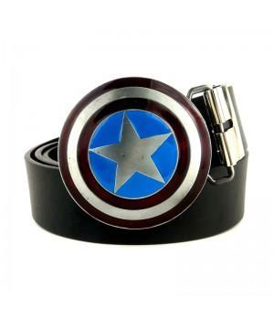 """Пряжка """"Captain America (Капитан Америка)"""""""