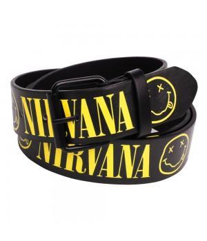 """Ремень """"Nirvana"""""""