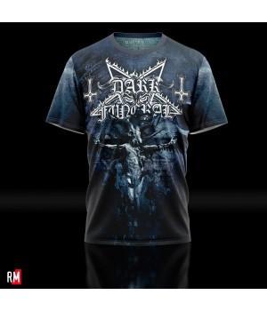"Футболка ""Dark Funeral (Nail Them To The Cross)"""