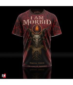 "Футболка ""I Am Morbid (Bring them...)"""