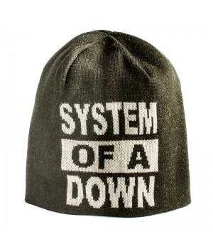 """Шапка """"System Of A Down"""""""