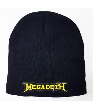 "Шапка ""Megadeth"""