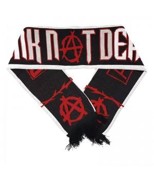 "Шарф ""Punk Not Dead"""