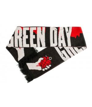 "Шарф ""Green Day"""